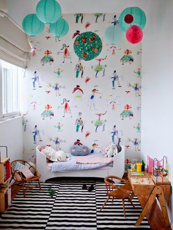 habitacion-infantil-nina-colorida