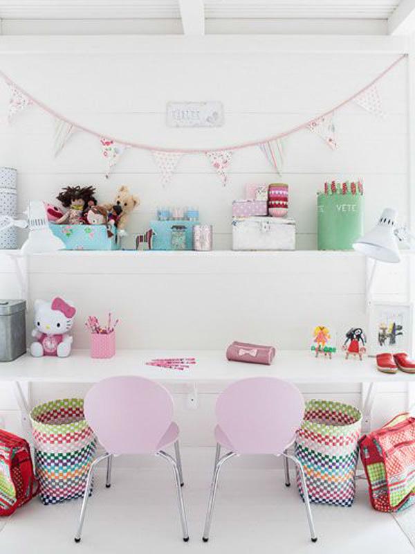Habitaciones de Niñas que enamoran ¡Las 20 Ideas más Bonitas!