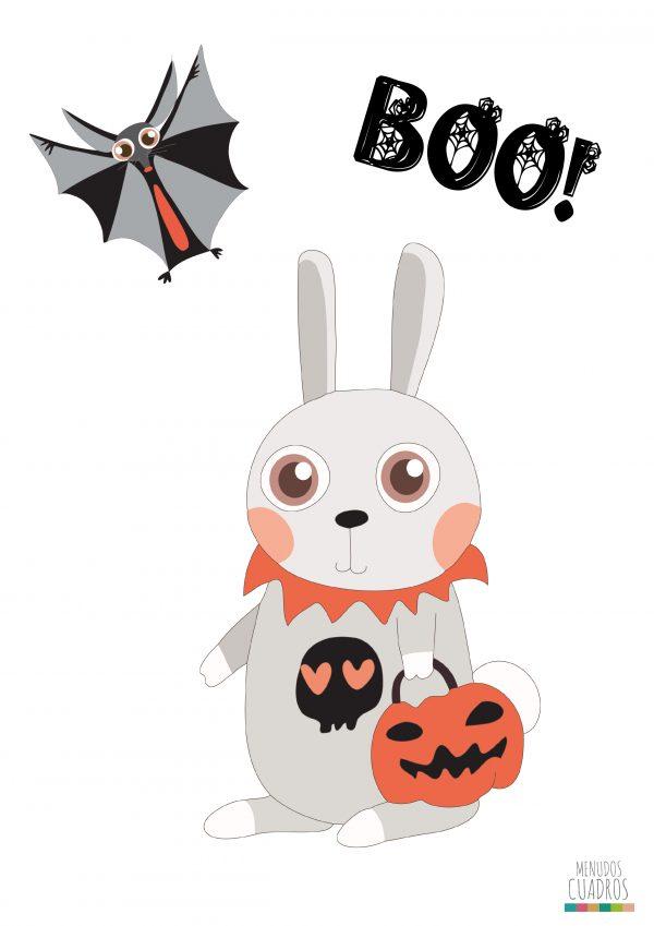 halloween-laminas-conejo-descargable-600x849