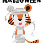 Descargables gratis de Halloween- Tarjetas e invitaciones.