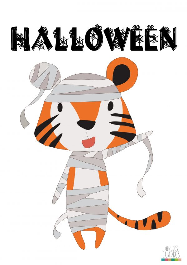 halloween-laminas-tigre-descargable-600x849