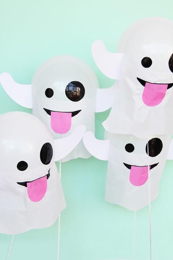 halloween-para-ninos-globos-fantasma