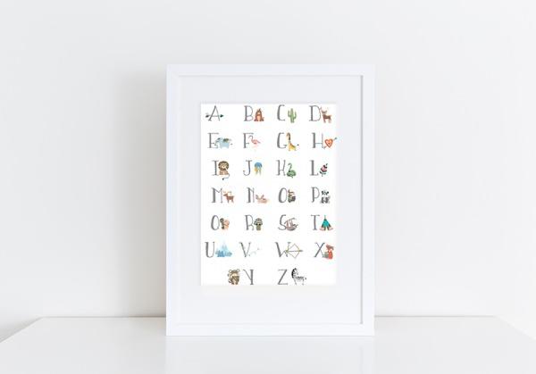 lamina-infantil-abecedario