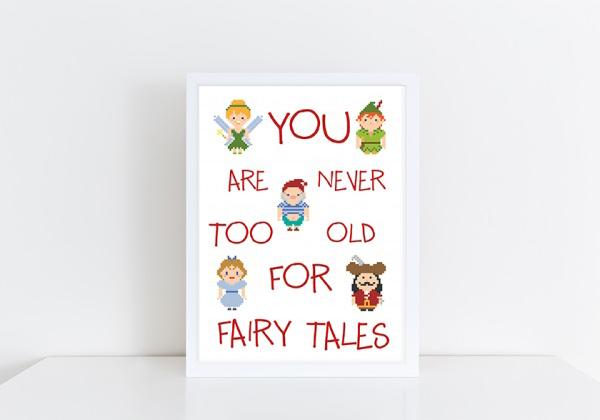 lamina-infantil-fairy-tales