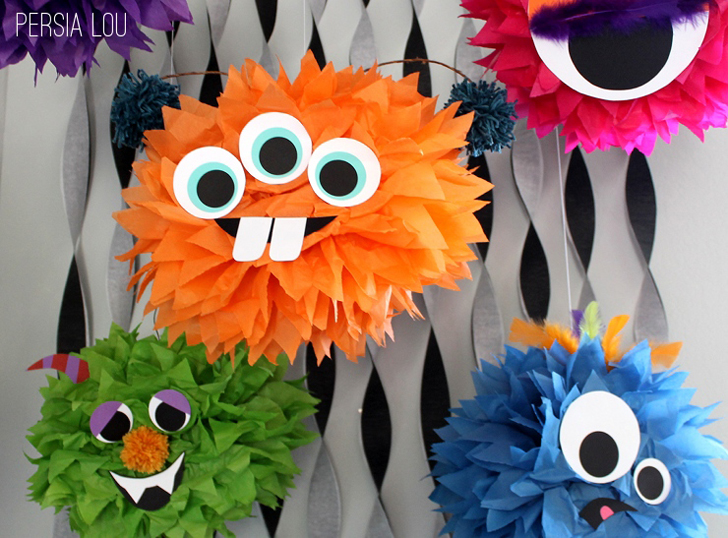 manualidades-de-halloween-con-papel-monstruos