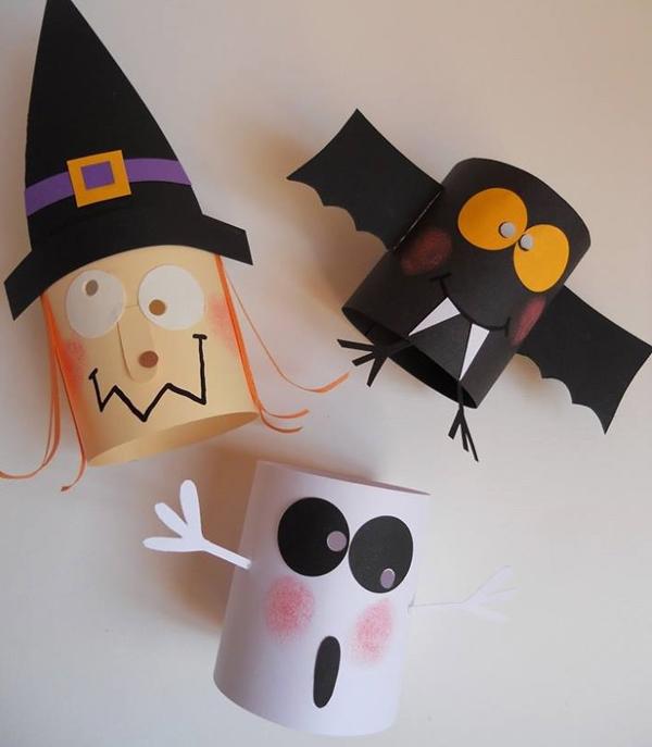 manualidades-de-halloween-rollos-de-papel