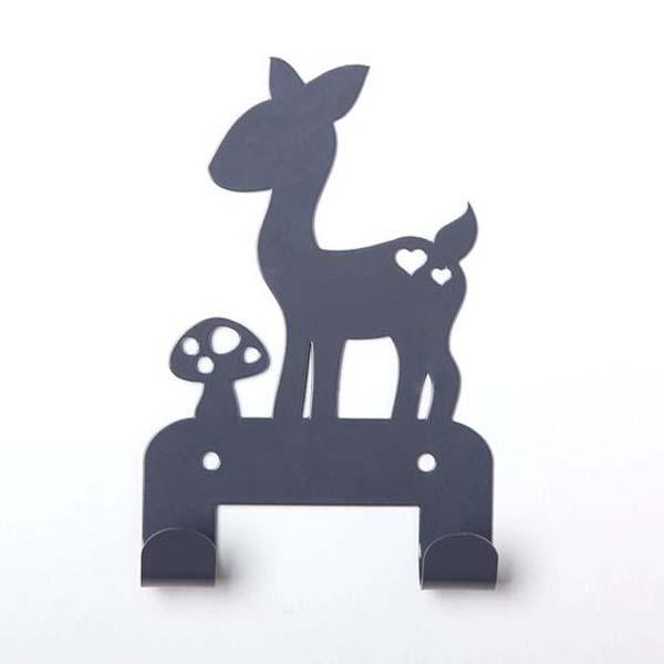 perchero-infantil-ciervo