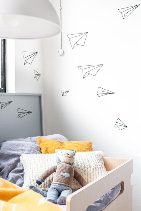 vinilos-decorativos-infantiles-aviones