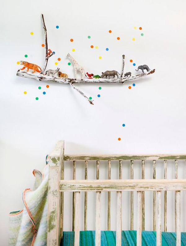 Vinilos infantiles vinilos para beb s y ni os decopeques for Habitacion bebe con vinilos