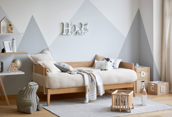 Zara home kids 2016 2017 habitaciones y decoraci n for Decoracion habitacion infantil leroy merlin
