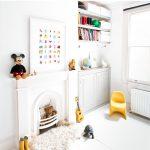 Como decorar y hacer cuadros con los dibujos de los niños