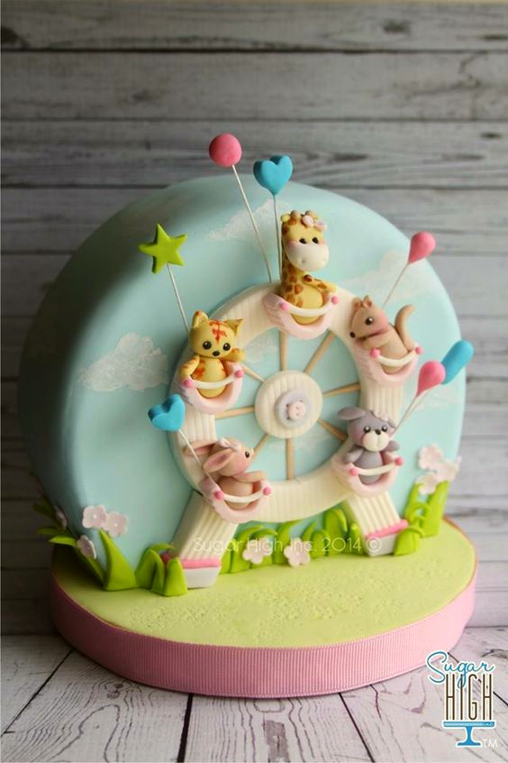 decorar-tartas-con-animales-5