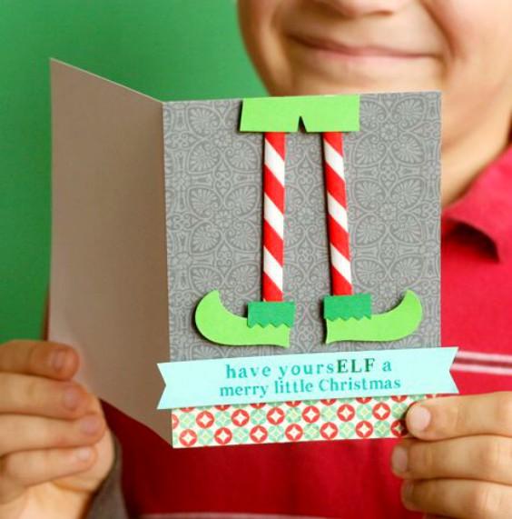 divertida-tarjeta-de-navidad
