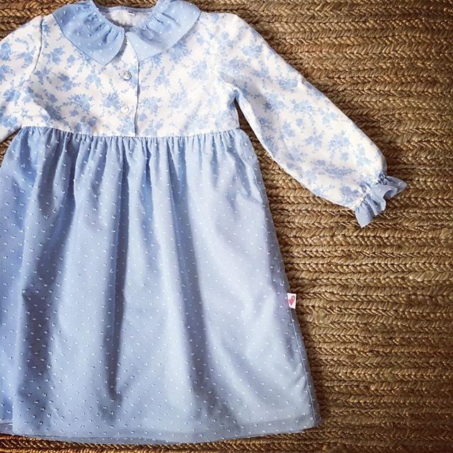 moda-infantil-mamamisol-vestido-azul