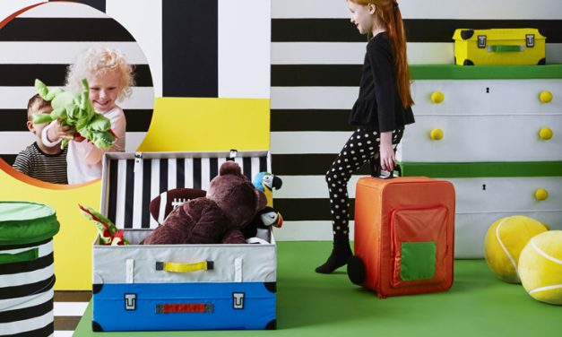 Almacenaje y orden decopeques - Ikea ninos almacenaje ...