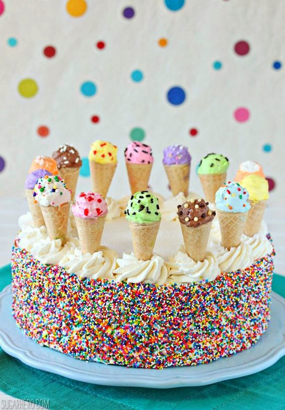 tarta-infantil-con-helados