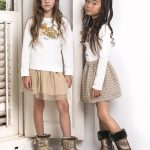 Esta Navidad: moda infantil Conguitos