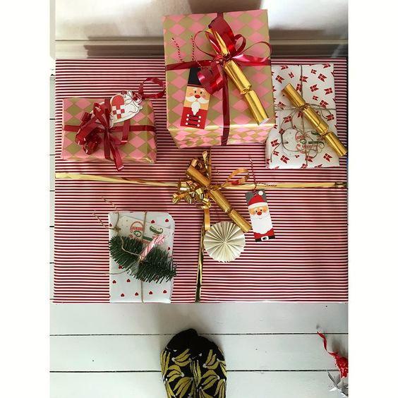 Cómo empaquetar regalos de Navidad  y Reyes de última hora: 5 ideas bonitas ¡y fáciles!