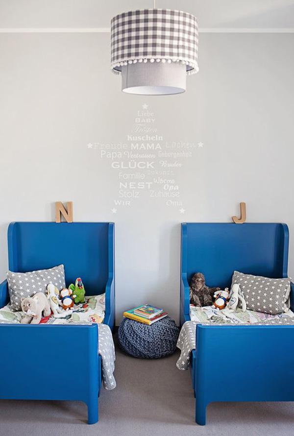 habitacion-infantil-camas-azules