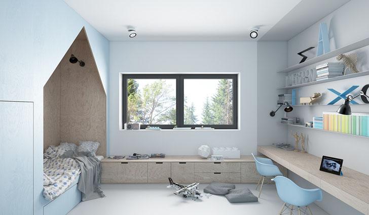 habitacion-infantil-de-diseno-azul