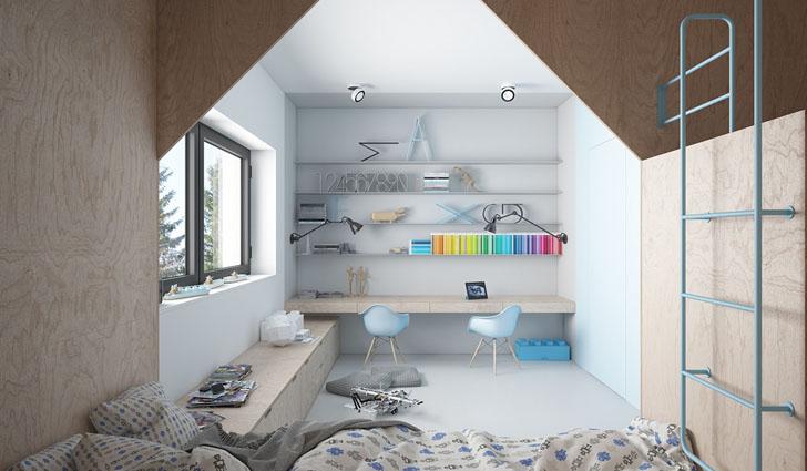 habitacion-infantil-de-diseno