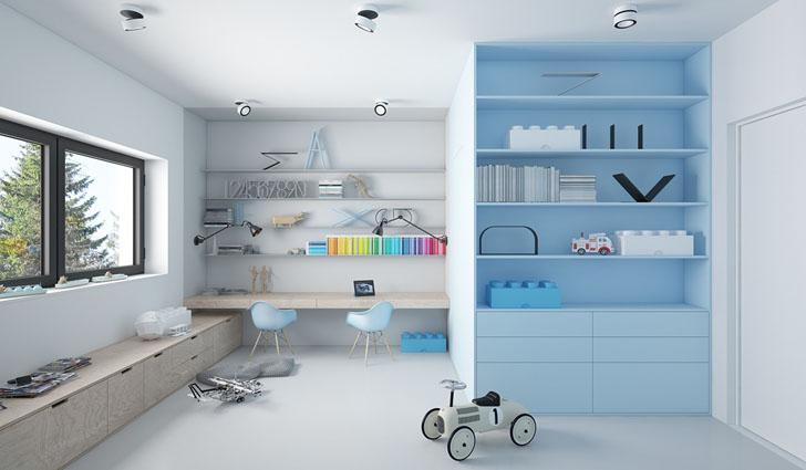 habitacion-infantil-diseno-minimalista