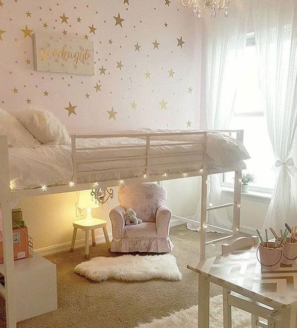 Nuevas ideas rom nticas para iluminar el cuarto del beb - Iluminacion habitacion bebe ...