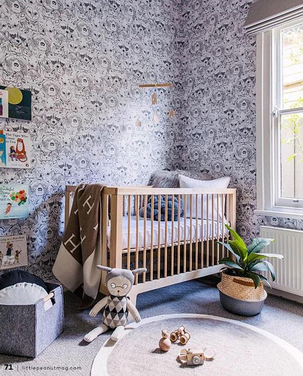 paredes-estampadas-cuarto-bebe