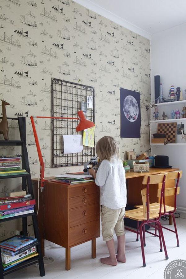 paredes-estampadas-vintage