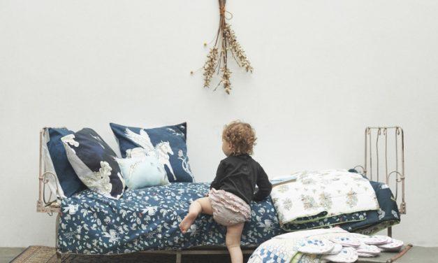 Ropa de cama para niños que tienen sueños mágicos e inspiradores