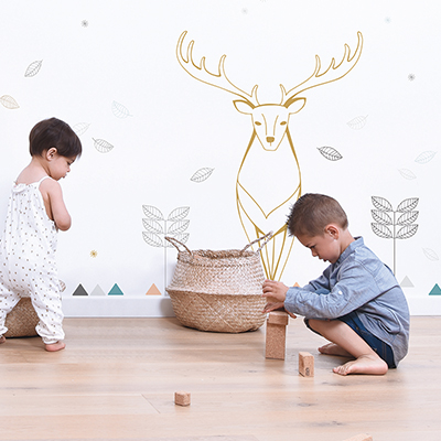 Tiendas de decoración infantil en internet. Compras online para bebés, niños y niñas