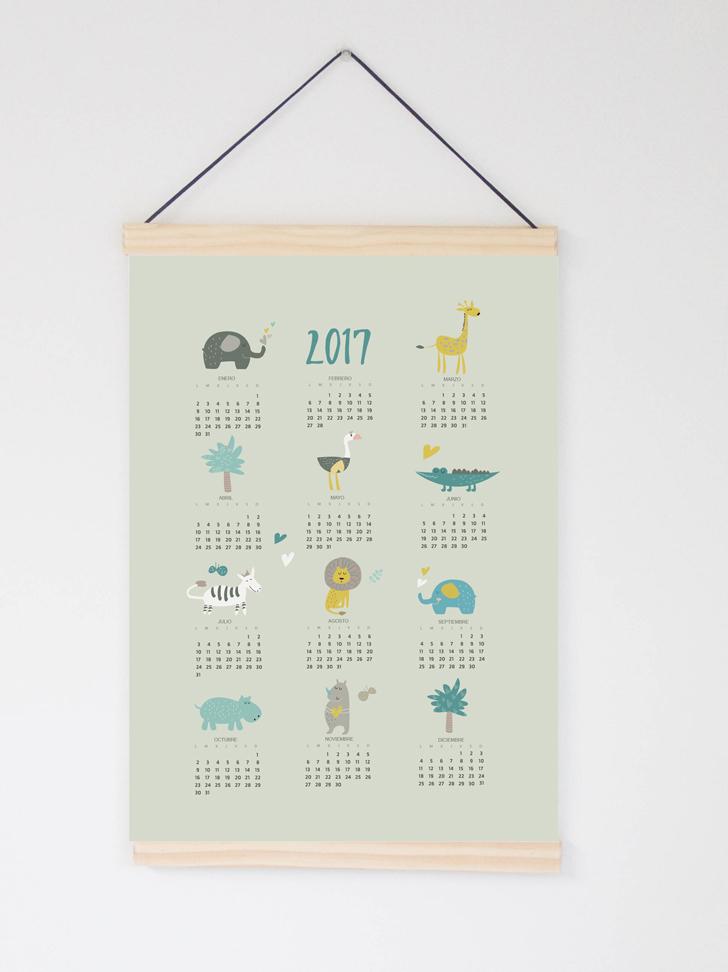 calendario-2017-verde-grisaceo