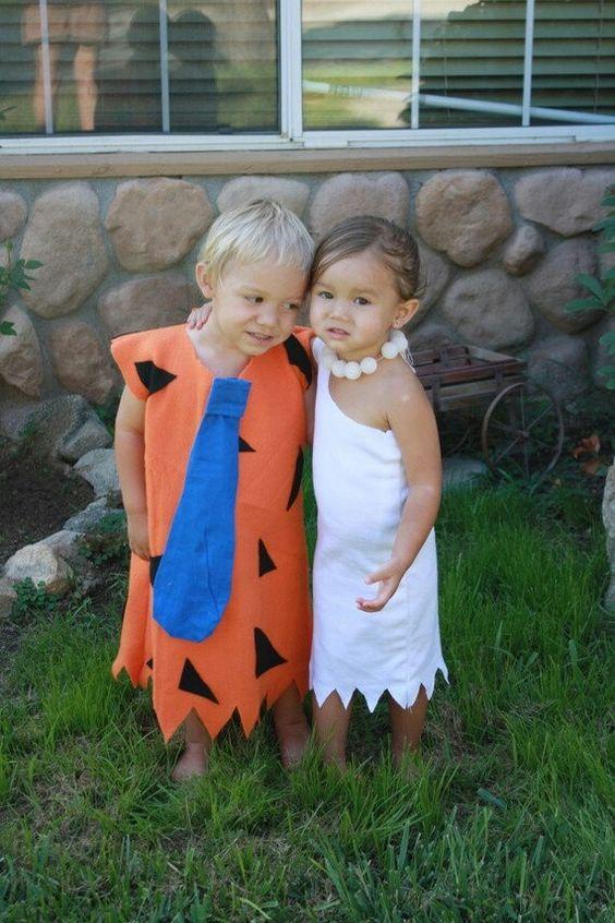 disfraces infantiles los picapiedra