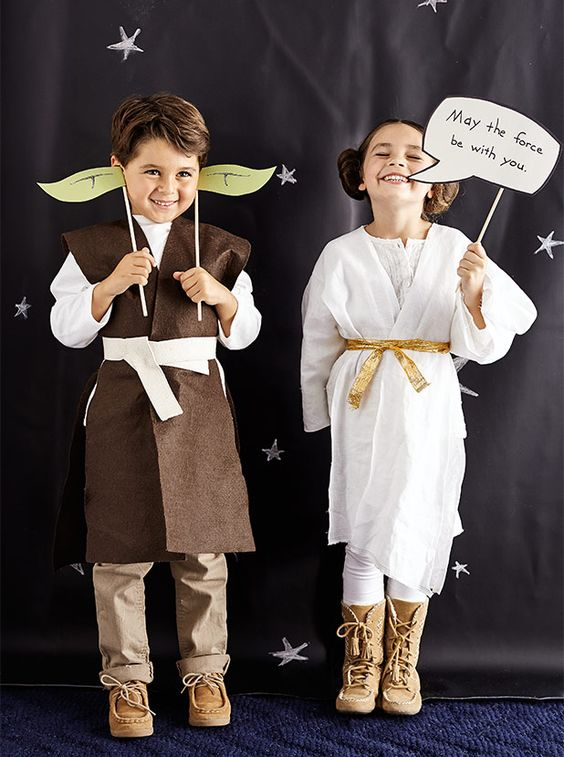 disfraces infantiles star wars