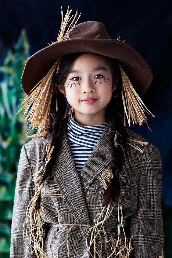 disfraz infantil espantapajaros mago de oz