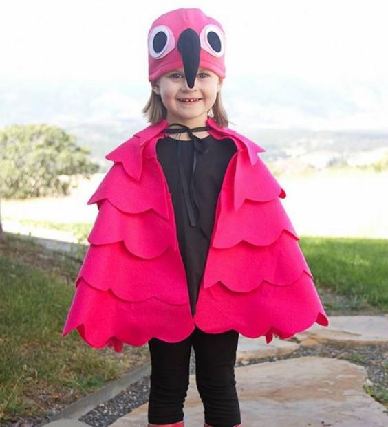 disfraz infantil flamenco