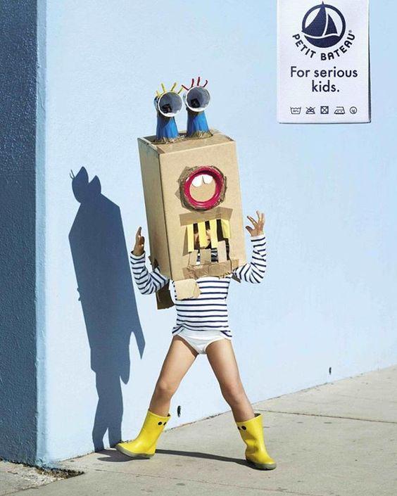 disfraz infantil monstruo espacial