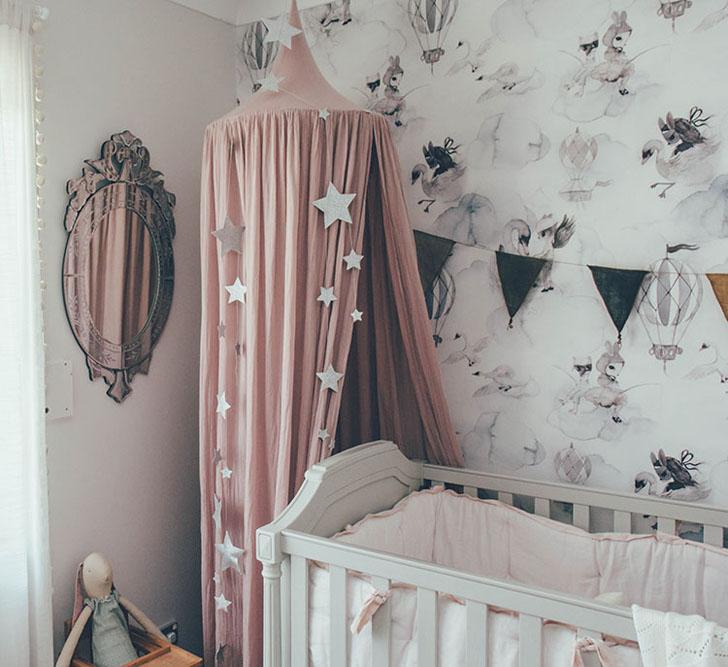 habitacion-bebe-cuna-con-dosel