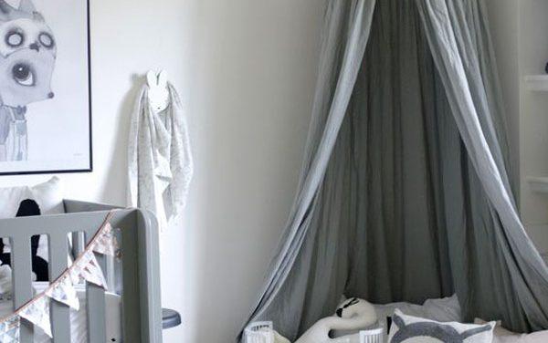 estilos diferentes para decorar la habitacin del beb