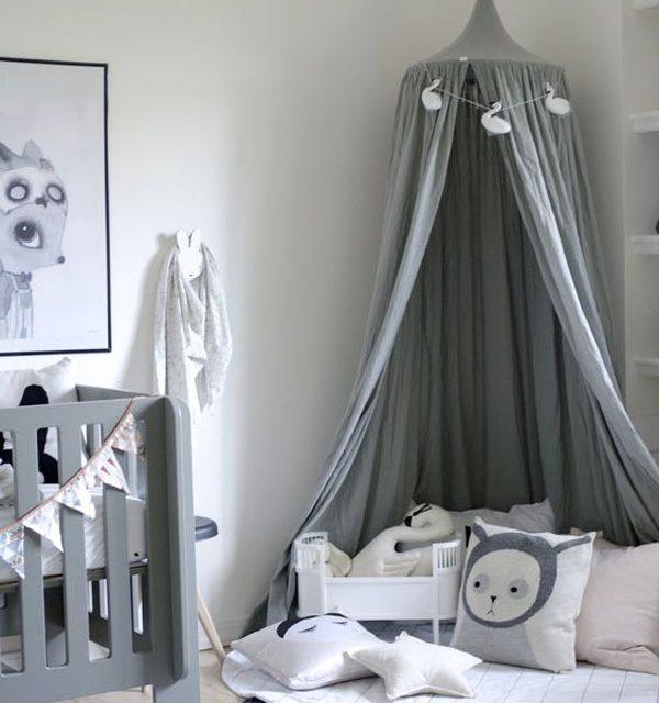 5 estilos diferentes para decorar la habitación del bebé