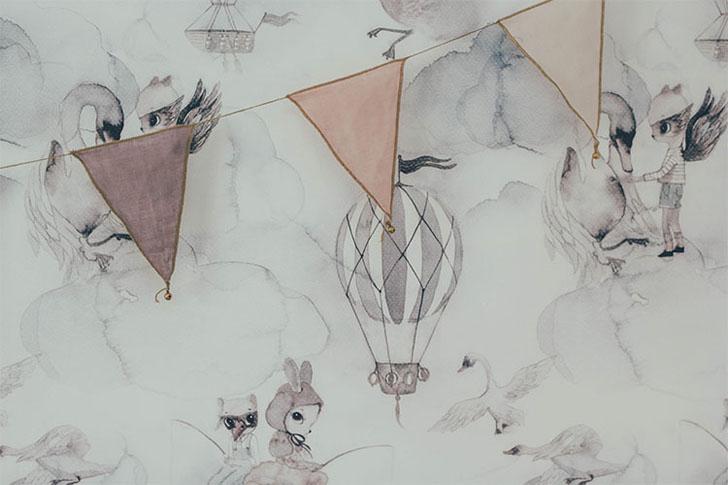 habitacion-bebe-papel-pintado