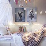 Inspiración Instagram: cuarto infantil escandinavo para niñas