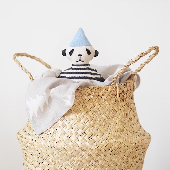 habitacion-infantil-cesta-mimbre