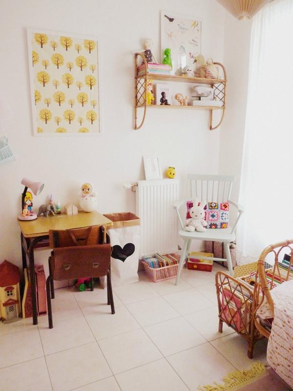 habitacion-infantil-eclectica-escritorio-vintage