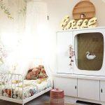 Habitaciones infantiles con aroma primaveral