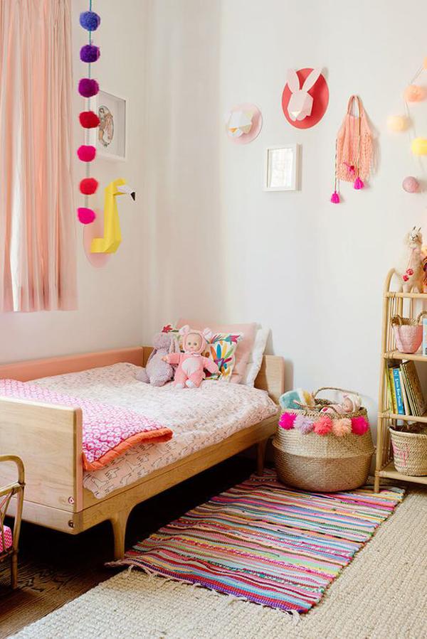 habitacion-infantil-rosa-mezcla-colores