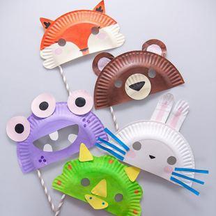Manualidades con papel y cartón para niños