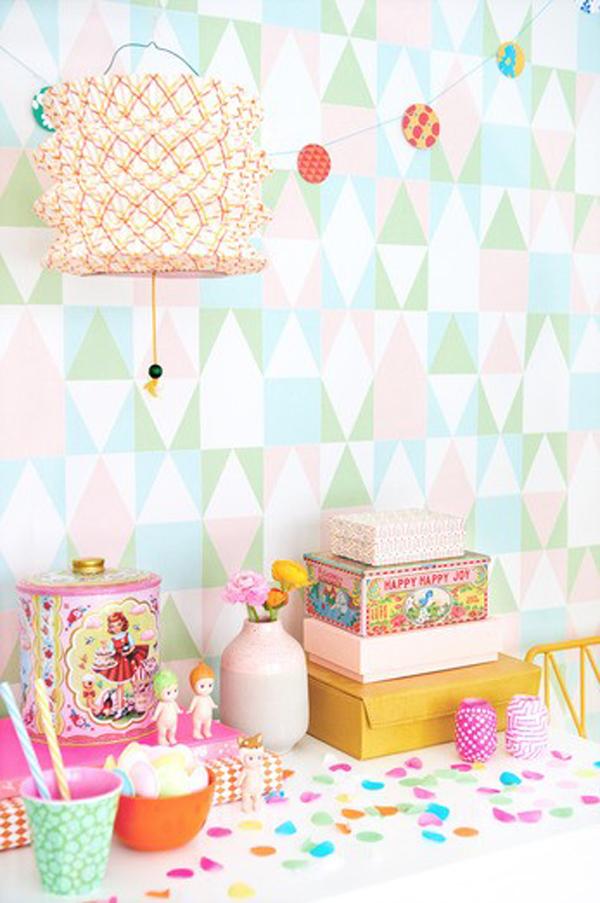 papel-pintado-geometrico-tonos-pastel