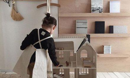 Adorables casas de muñecas en diferentes estilos