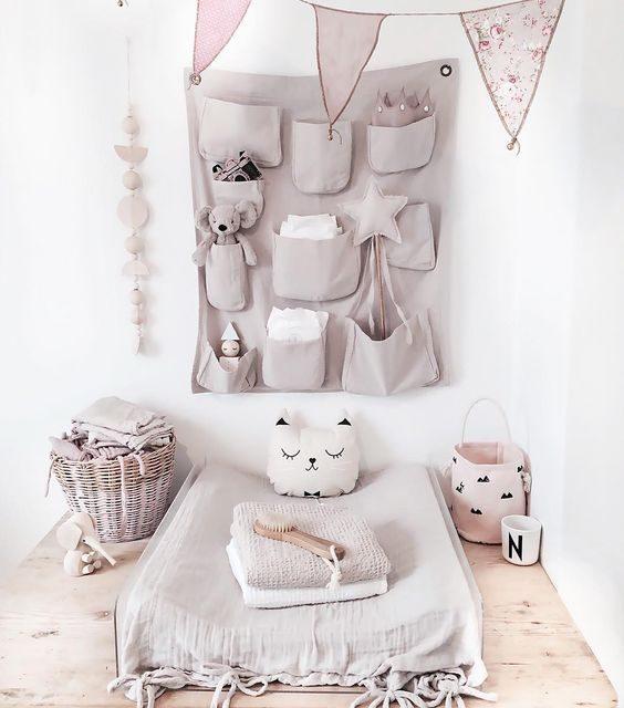 Cómo decorar con textiles infantiles: 20 propuestas para alegrar los cuartos de los peques